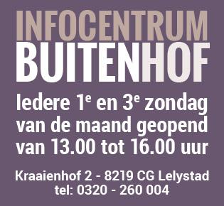Infocentrum Buitenhof banner